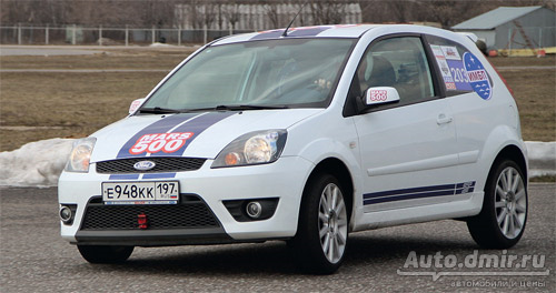 Первый этап Russian hot hatch club championship