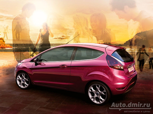 Ford Fiesta Sport limited edition: вам подогреть?