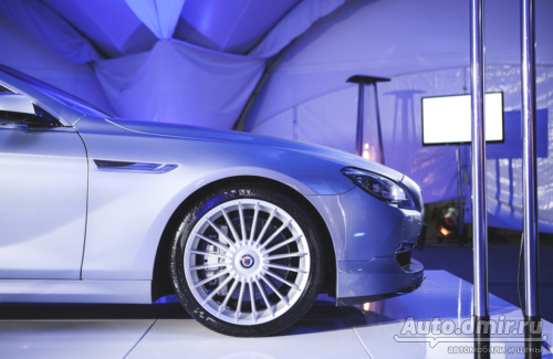 Новая BMW ALPINA B7 BITURBO