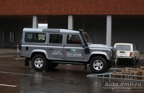 Keep сalm and drive Jaguar Land Rover