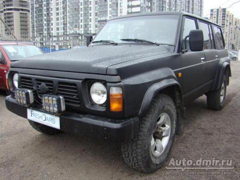 Купить 🚗 nissan patrol (Ниссан Патрол) 1990 г.в. в России по цене GC910