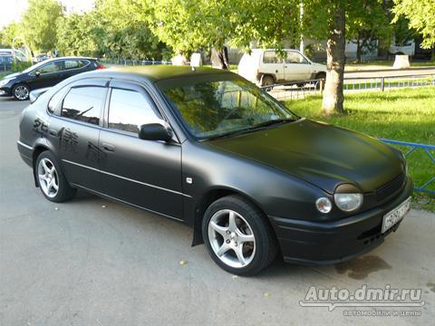 тойота королла 1999 110 кузов цена