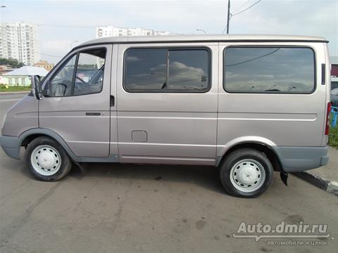 Купить б/у ГАЗ 2217 / GAZ 2217 с пробегом Продажа