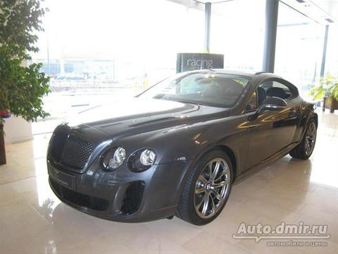 Bentley Continental GT Supersports