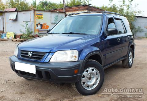 Honda cr v 1999 for Honda cr v incentives
