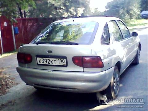 Продажа Ford Escort в России  autodmirru