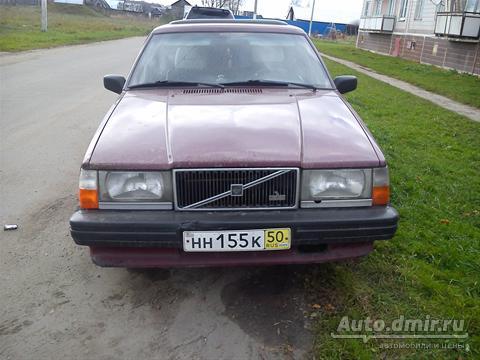 Купить ? Volvo 740 (Вольво 740)  1989 г.в. в России по цене  80000 руб. – Autodmir.ru (Автомобили и Цены)