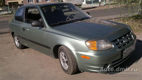 Hyundai accent 2003 запчасти