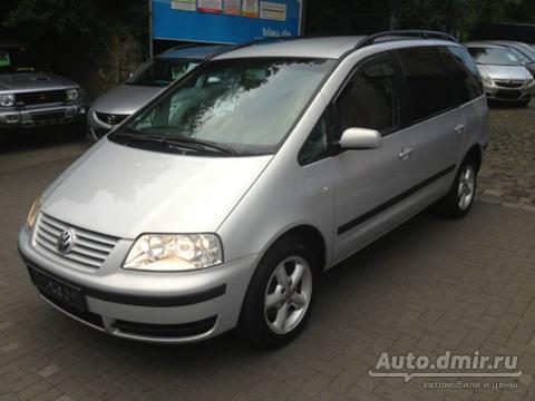 Купить ? Volkswagen Sharan (Фольксваген Шаран)  2002 г.в. в России по цене  197000 руб. – Autodmir.ru (Автомобили и Цены)