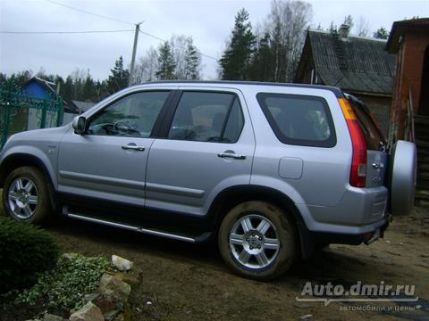 Honda cr v 2004 for Honda cr v incentives