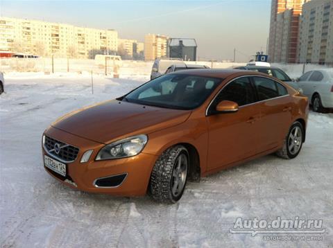 Купить легковой автомобиль Volvo S6 в Москве с