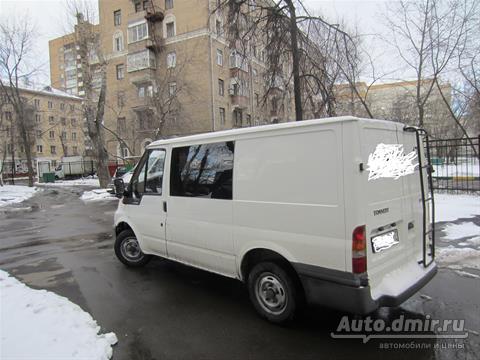 Аренда Ford Transit в Минске, цена на прокат Форд Транзит ...
