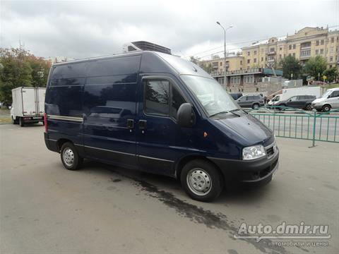 Fiat ducato б у двойной кабиной - 3a7