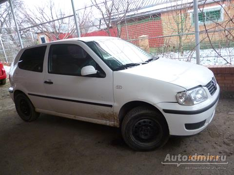 Volkswagen polo iii запчасти