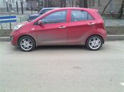 Kia, Picanto 1,2 MPI 5-dr AT (85 Hp)