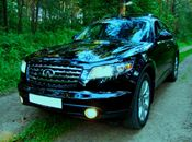 Infiniti, FX 50 5.0i V8 32V AWD AT (390 Hp)