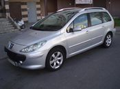 Peugeot, 307 Station Wagon 1.6 i 16V MT (109 Hp)