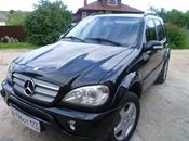 Mercedes-Benz, ML 55 AMG (347)