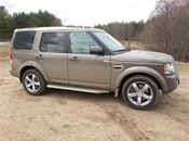 Land Rover, Discovery IV 3.0 TDI 6AT (245 Hp)