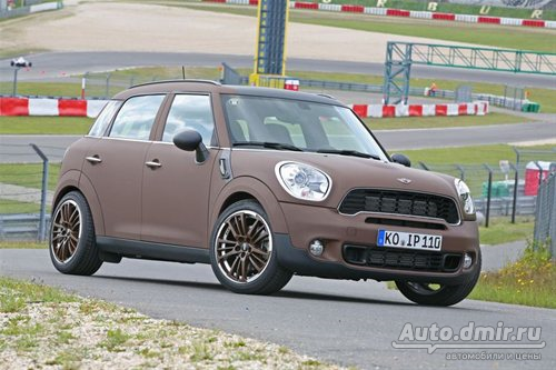 MINI Countryman 4x4 от Wetterauer Engineering