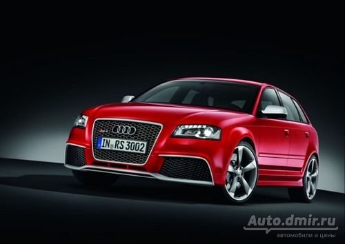 Семь наград в конкурсе The Sportiest Cars of 2011 достались Audi