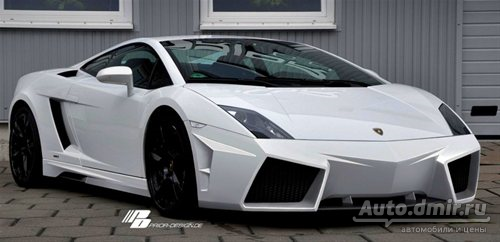 Prior Design Lamborghini Gallardo