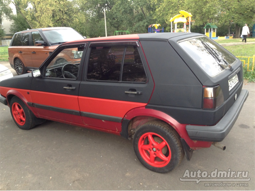 Продам Volkswagen Golf