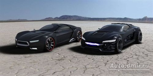 Ford Mad Max Interceptor по заказу Top Gear
