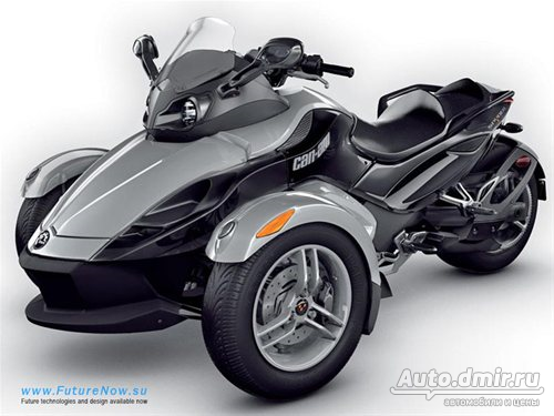BRP Can-Am Spyder Grand Sport Roadster