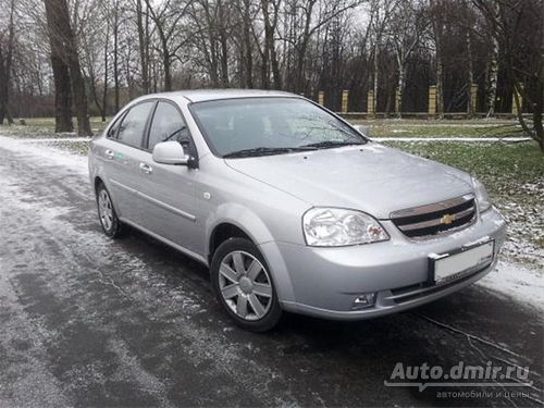 Chevrolet Lacetti, 2010г. 1.6л. МКПП. 33000км