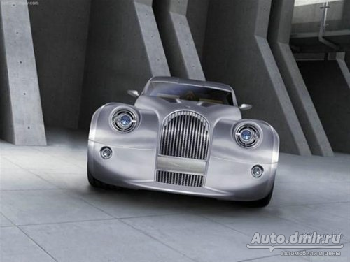 Morgan LifeCar Сoncept