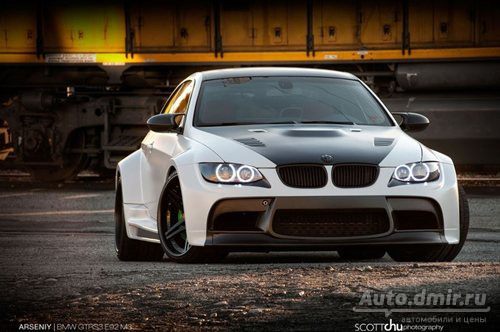 Vorsteiner Arseniy bmw-e92 m3 widebody