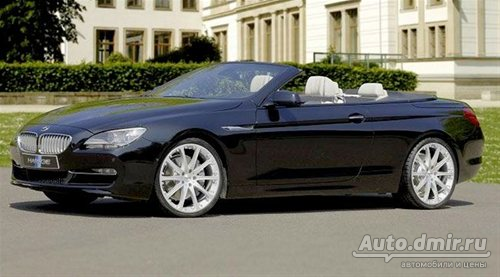 Ателье Hartge прокачало BMW 6-Series Convertible