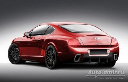 Bentley Continental GT от IMPERIUM