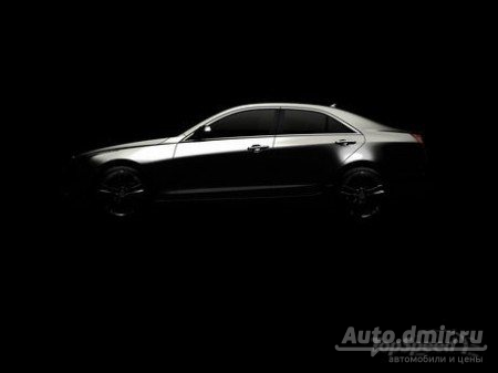 2012 Cadillac ATS Compact Luxury Sedan