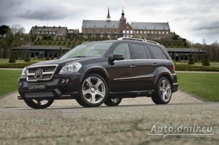 Mercedes-Benz GL от Carlsson