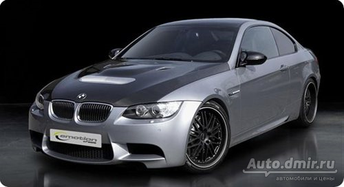 Emotion Wheels подарила BMW M3 707 «лошадей»