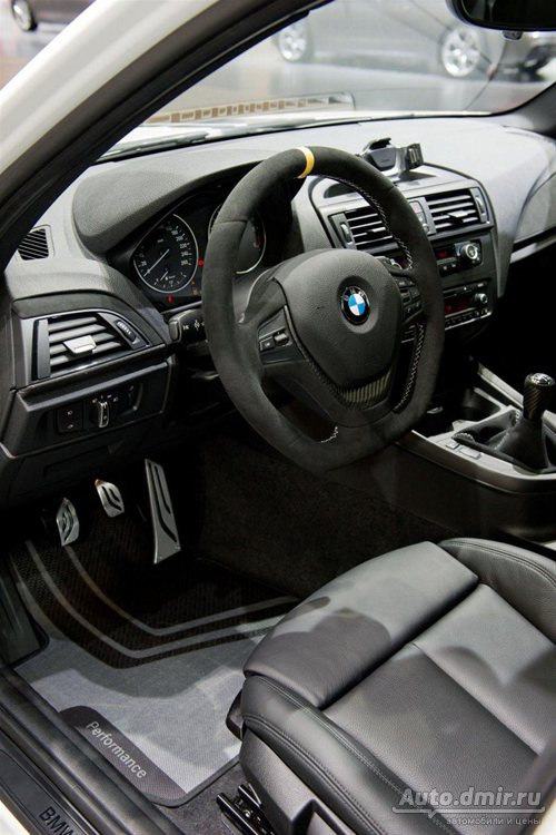 Представлен концепт BMW 1-Series Performance Accessories