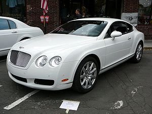 Обзор Bentley Continental GT