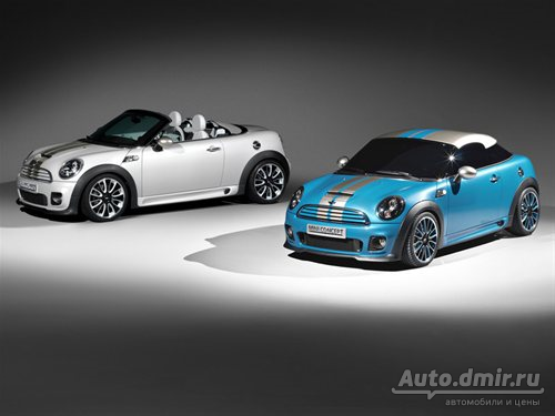 Mini Coupe уже на подходе