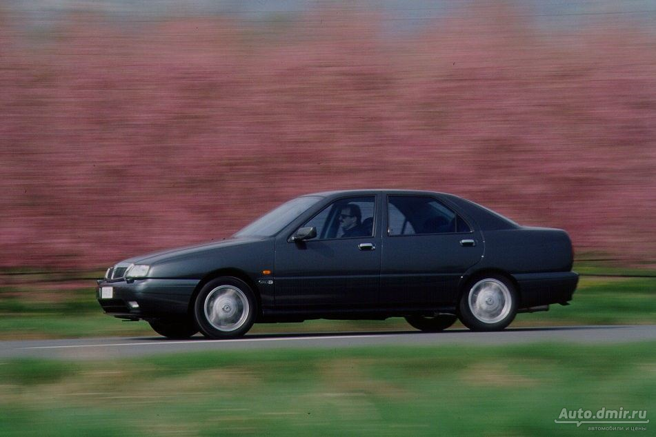 Фото авто лянча каппа чешской компании
