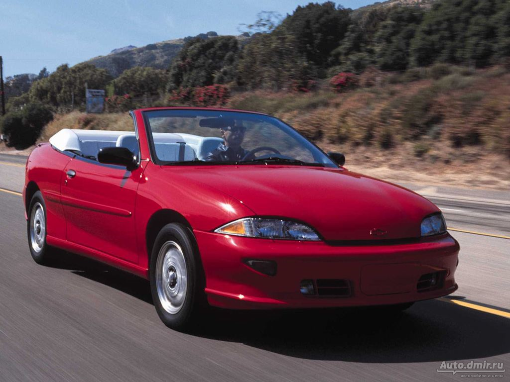 chevy cavalier convertible - HD 1024×768