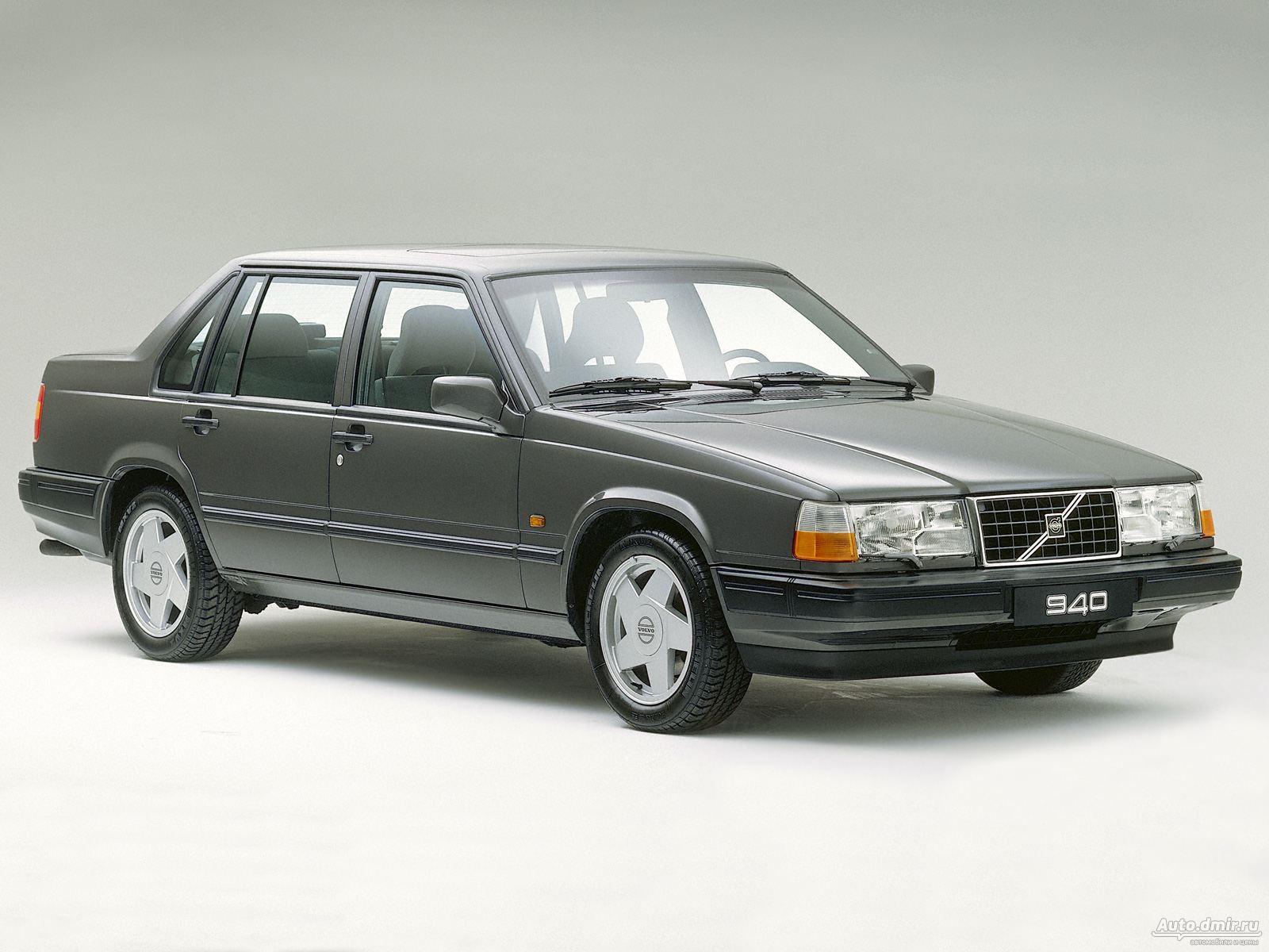 1991 volvo 940 turbo specs