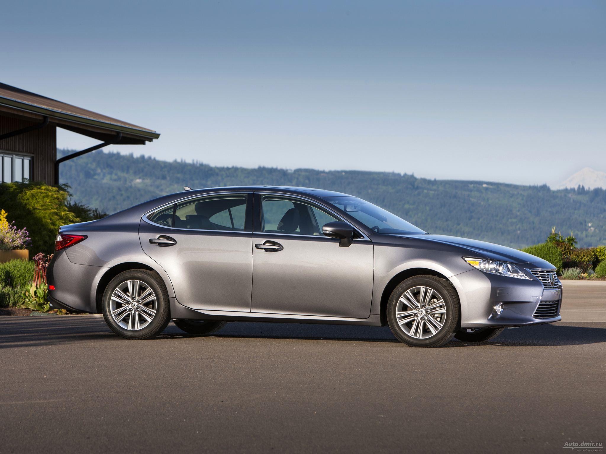 lexus es 300h (161 hp) 🚗 – технические характеристики автомобиля
