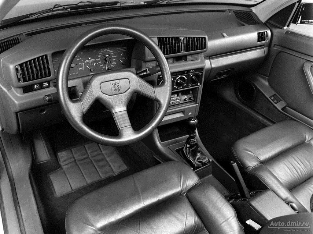 Peugeot 405 405 for Peugeot 907 interieur