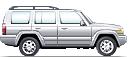каталог турбин Jeep Commander