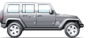 каталог турбин Jeep Wrangler
