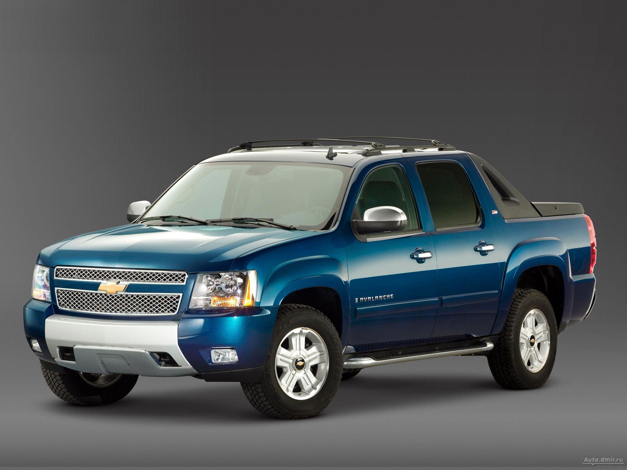 Картинки по запросу Фото Chevrolet Avalanche