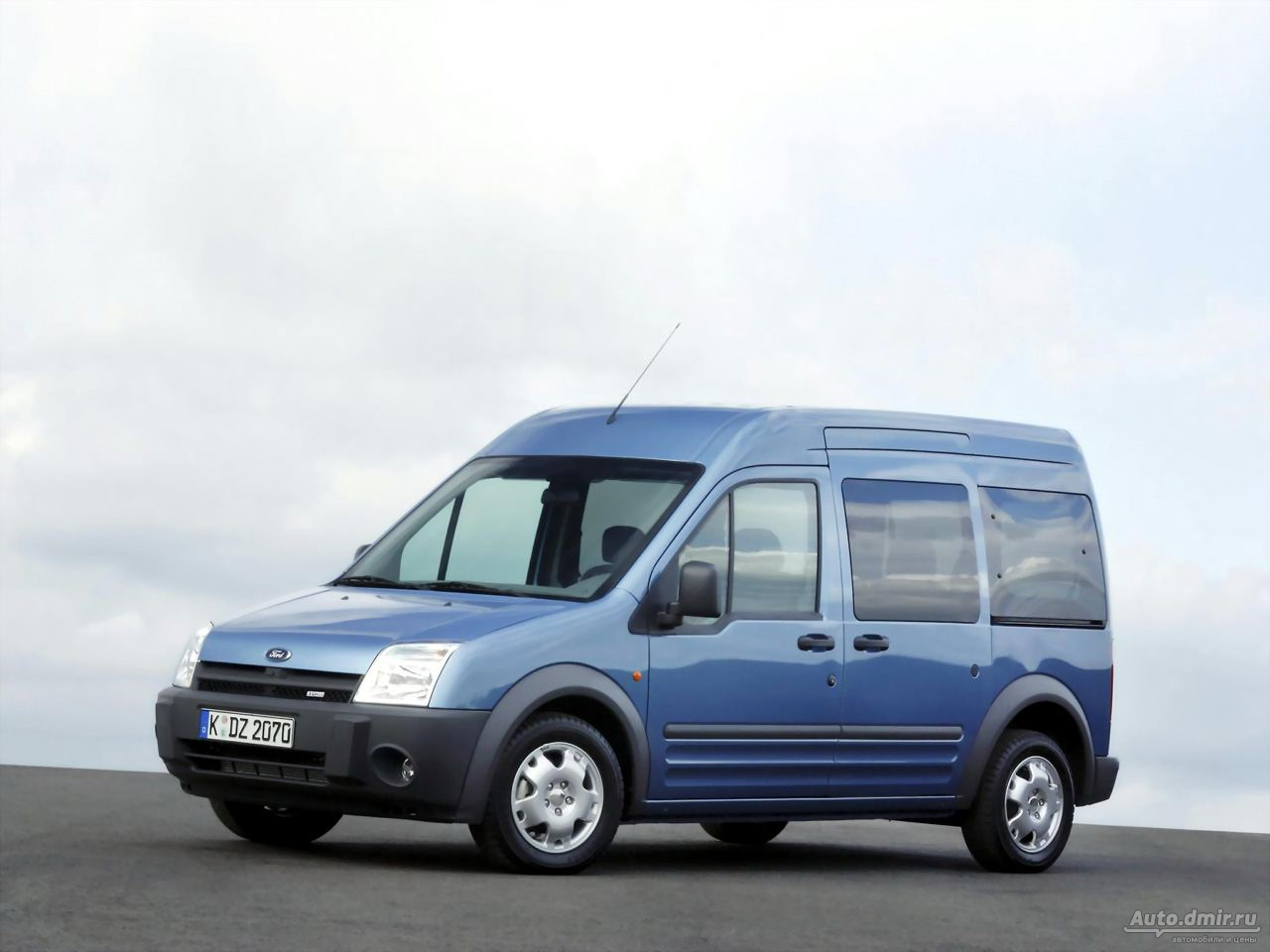 Ford tourneo фото 1