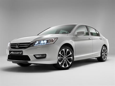 Отзыв Honda Accord